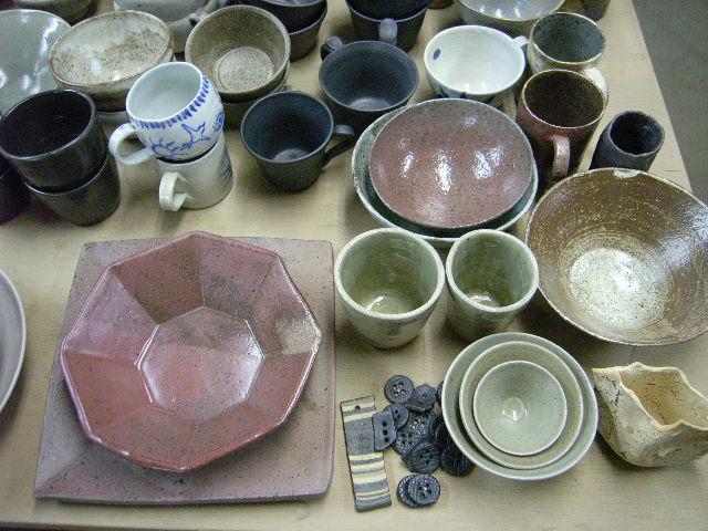 春の陶芸展DM撮影&冷却還元(CRF)の窯が出ました!_e0046128_2354132.jpg