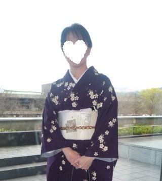 桜の着物でお出掛けの一日。_f0181251_1728696.jpg