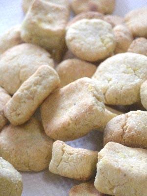 メープル風味のオカラクッキー♪_e0086864_2159136.jpg