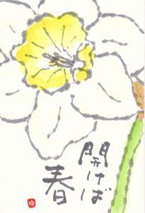 春が来た~?_a0108476_1820319.jpg