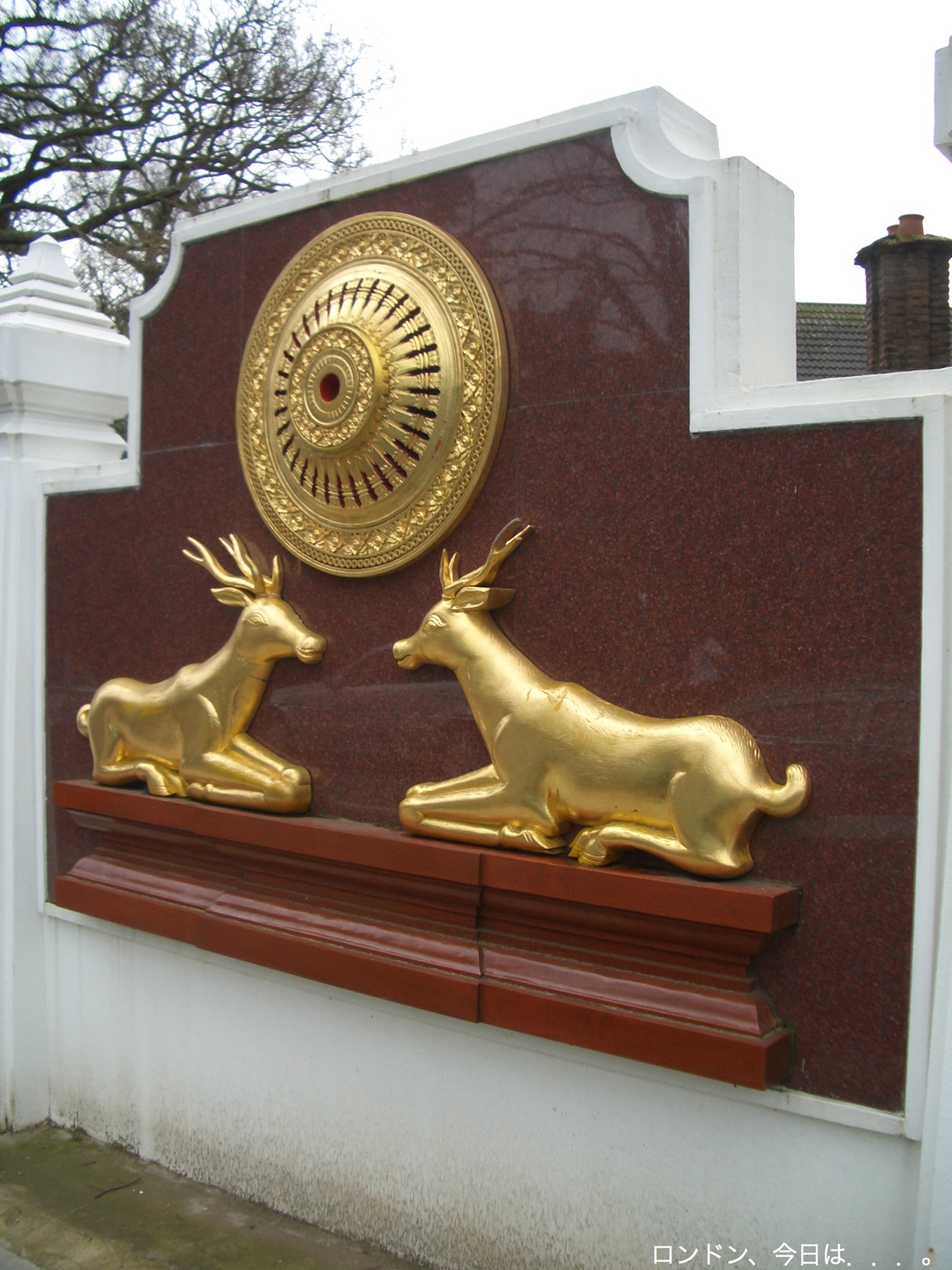タイの寺院_a0137487_20582280.jpg