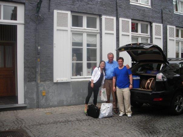 私の行ったお気に入りレストラン&ホテル ベルギー偏_a0159707_1842810.jpg