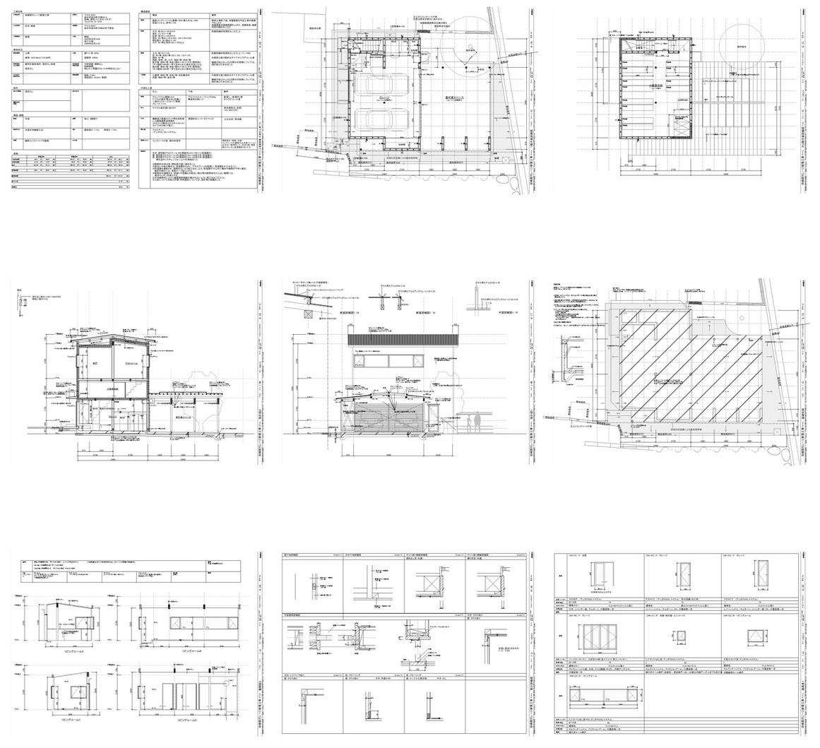 現場レポート  garage-T 実施設計完了!_f0165030_2451181.jpg