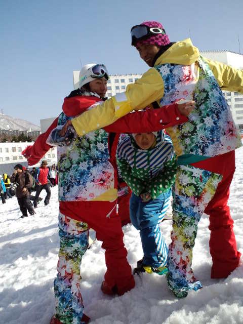 ヨネックス スノーボード フェスティバル in _c0151965_22133155.jpg