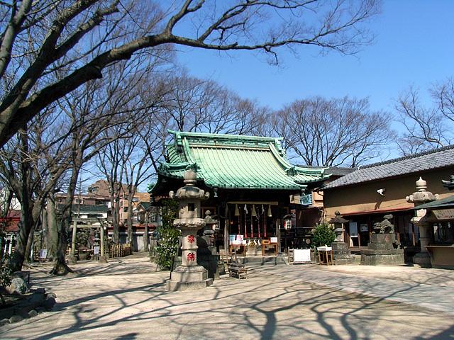 シェルパでさんぽ・・・ いつもの場所と清瀧神社 (3/22)_b0006870_0283786.jpg