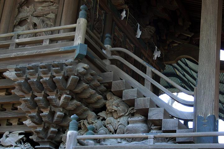 シェルパでさんぽ・・・ いつもの場所と清瀧神社 (3/22)_b0006870_029957.jpg