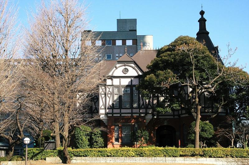 東京 明治学院大学記念館_c0196076_18375996.jpg