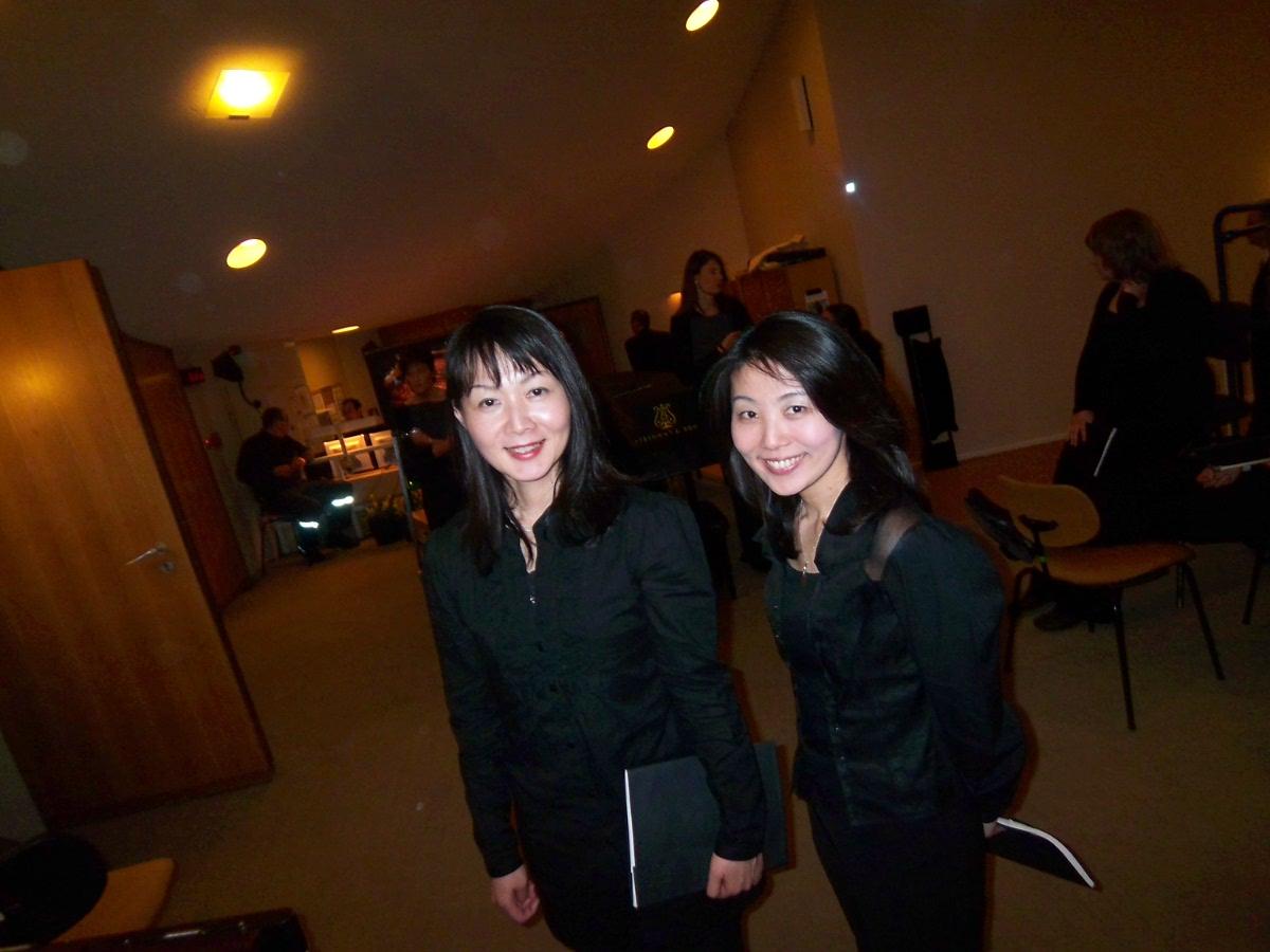 1866年創立のOBMと女声合唱団「和」_c0180686_19421349.jpg
