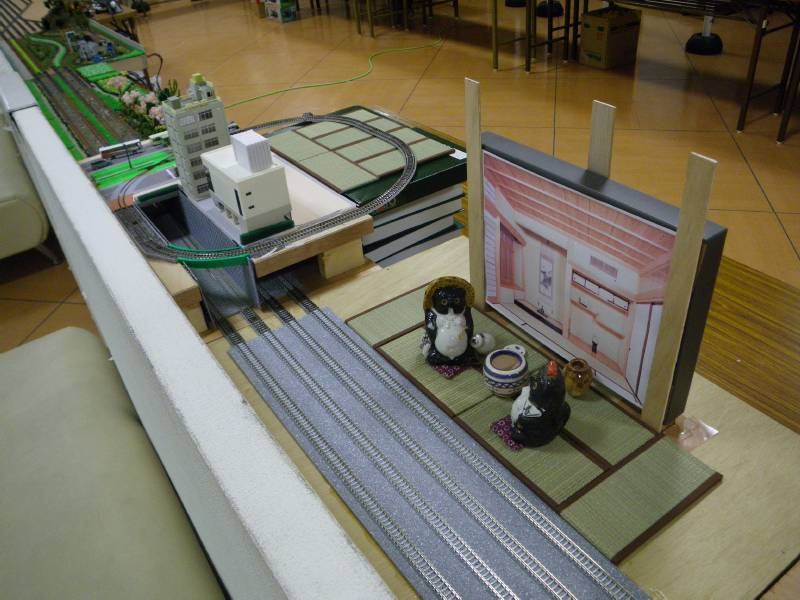 ゆるN高速モジュール初運転会。_b0062687_9484023.jpg