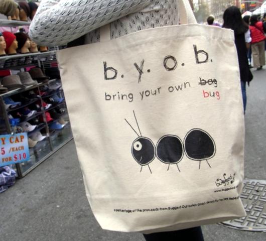 ストリートフェアで見つけた可愛いデザインのTシャツとか Bugged Out!_b0007805_21362988.jpg