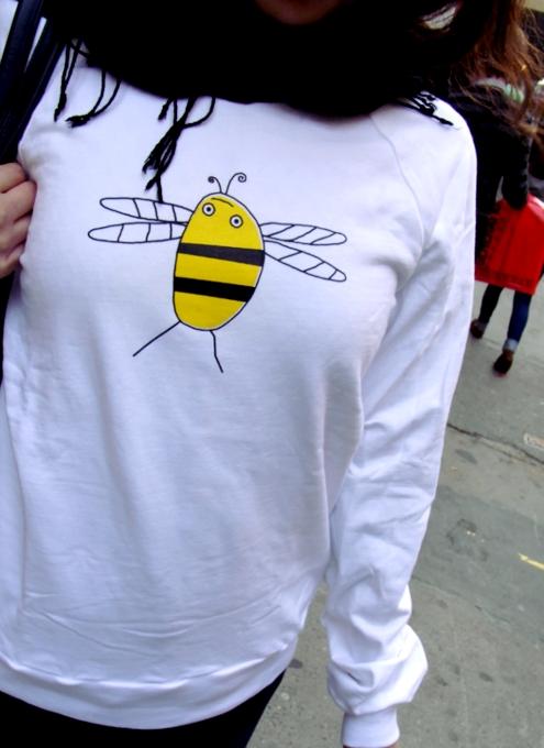 ストリートフェアで見つけた可愛いデザインのTシャツとか Bugged Out!_b0007805_21364073.jpg
