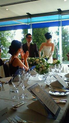 友人の結婚式_a0153945_951798.jpg