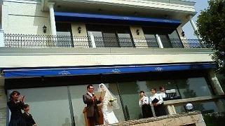 友人の結婚式_a0153945_97014.jpg