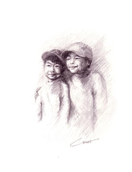 鉛筆で描く_c0206645_21205610.jpg