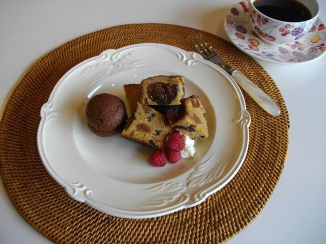 私のお教えしたケーキが。_e0078359_2273610.jpg