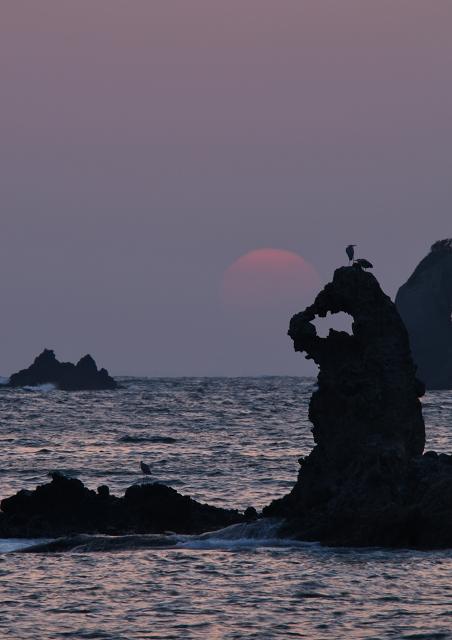 大田子の夕景 3_f0018464_82239.jpg