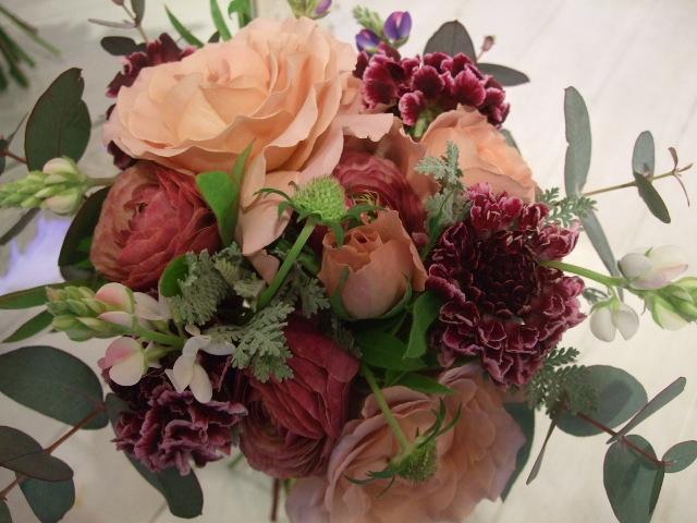 オークリーフ花の教室(遠藤さんの作品)_f0049672_1615843.jpg