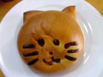 森のパン屋さん@裾野のネコパン&くまパン_d0044093_2344497.jpg