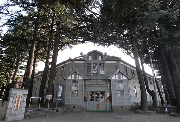 松本市                                                             旧制松本高等学校