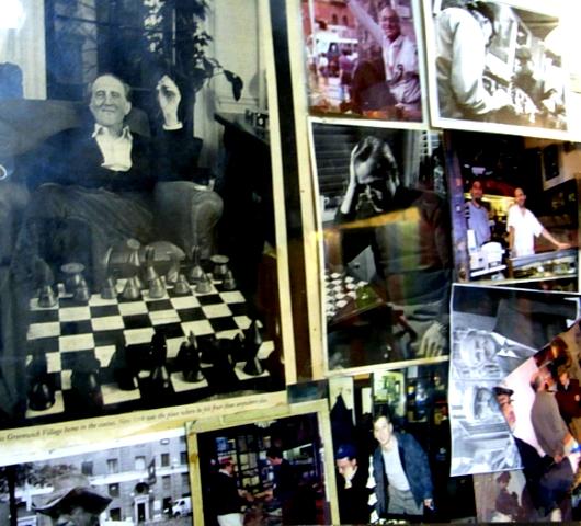 トンプソン通りにあるチェス専門店 Chess NYC_b0007805_231602.jpg