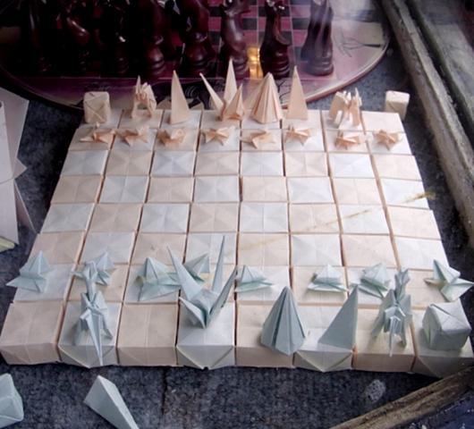 トンプソン通りにあるチェス専門店 Chess NYC_b0007805_2393683.jpg
