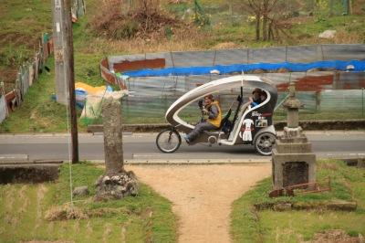 世界遺産 石見銀山をベロタクシーで周る_d0055236_2302250.jpg