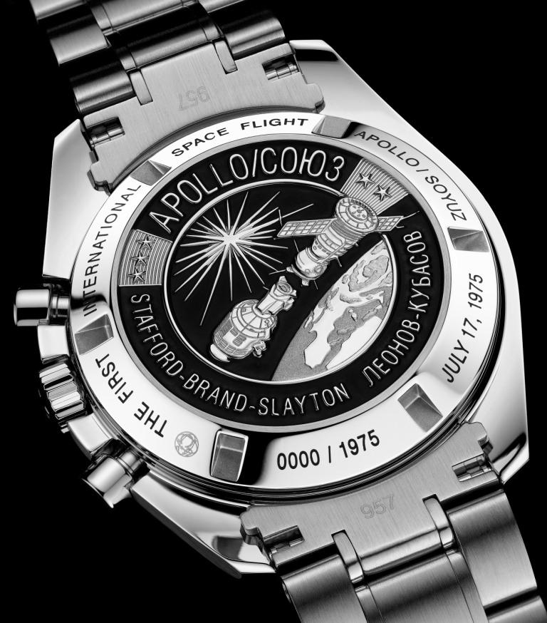バーゼルワールド2010/オメガ/アポロ・ソユーズ記念モデル_f0039351_22473547.jpg