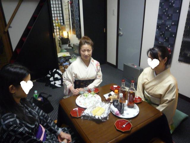着方教室・楽しい梅酒パーティ。_f0181251_14583380.jpg