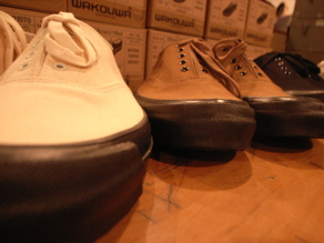 """WAKOUWA+ANATOMICA DECK SHOES\""ってこんなこと。_c0140560_1163751.jpg"