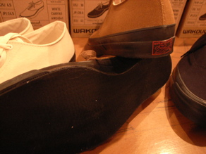 """WAKOUWA+ANATOMICA DECK SHOES\""ってこんなこと。_c0140560_1173746.jpg"