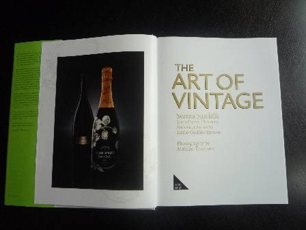 ペリエ・ジュエ シャンパンとアートのマリーアジュ_a0138976_2111776.jpg