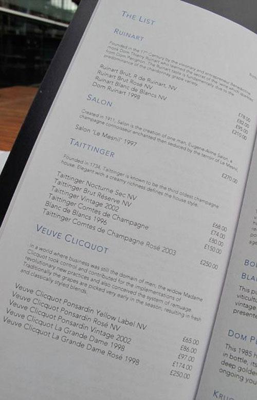 St.Pancrasのシャンパン・バーのMenu3_c0108595_9311544.jpg
