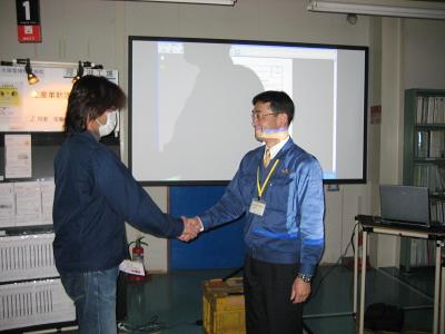 2010年2月度改善提案書表彰式_c0193896_13293173.jpg