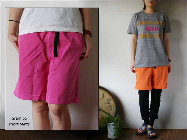 GRAMICCI  short pants [グラミチショーツ] _f0051306_2218381.jpg