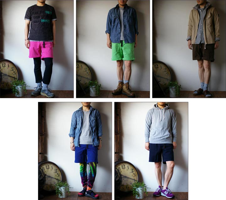 GRAMICCI  short pants [グラミチショーツ] _f0051306_2252617.jpg