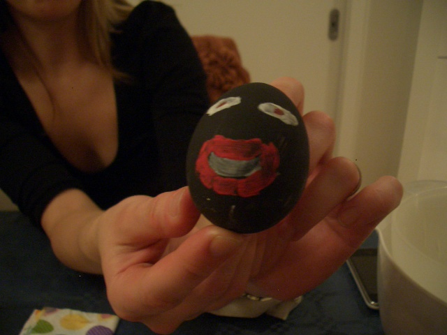 Egg Paining パーティー_a0159707_22182321.jpg