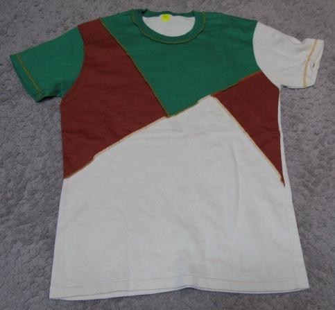 3/27(土)入荷商品!70's パッチワークTシャツ!_c0144020_1347177.jpg