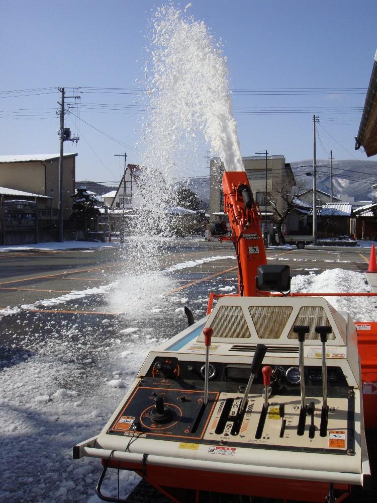 落雪除雪と_c0111229_16291998.jpg