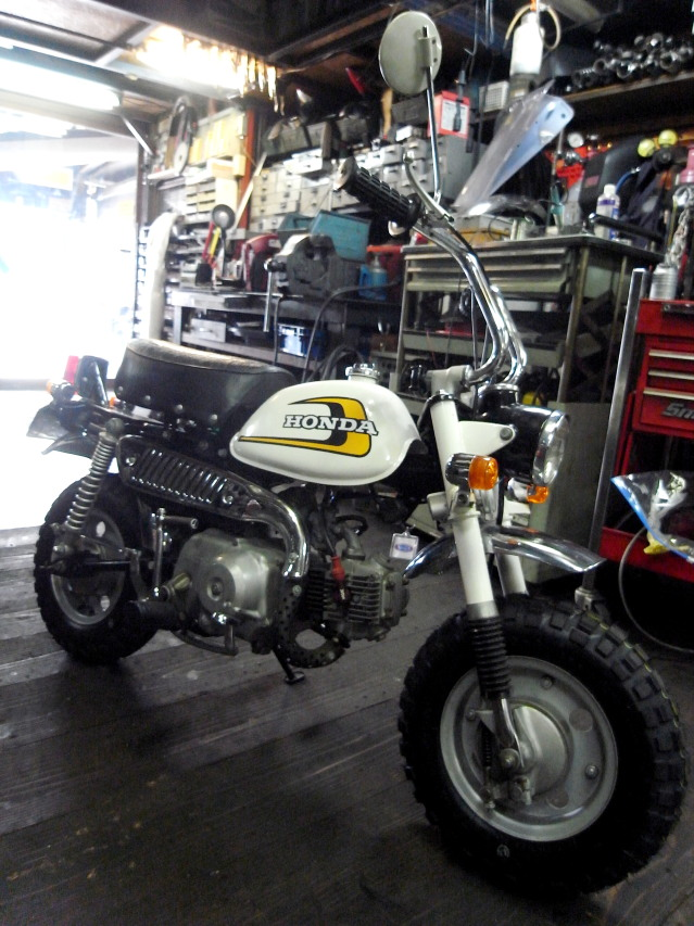 Honda Z50J Monkey_c0207044_1155186.jpg