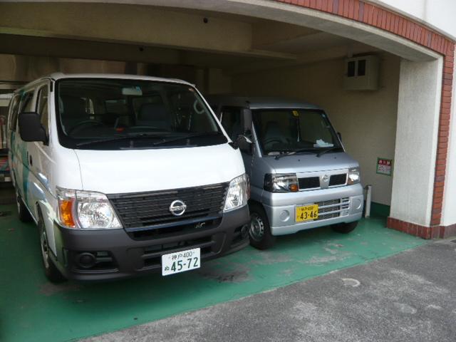 日本財団より車輌を_e0175651_14153240.jpg