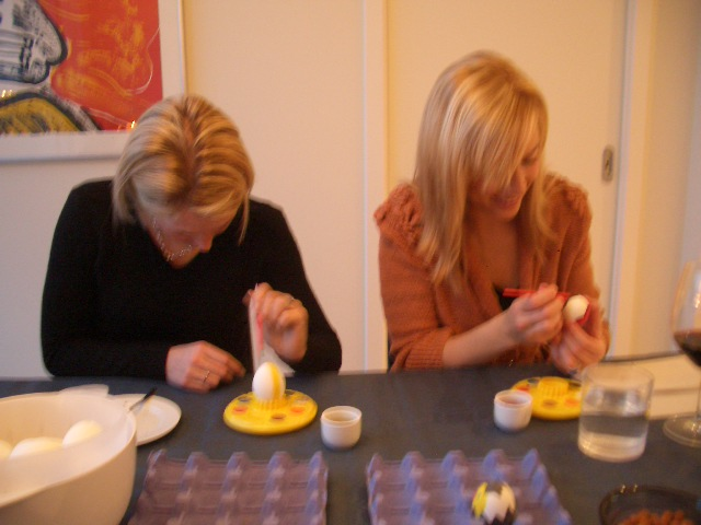 Egg Paining パーティー_a0159707_2395758.jpg
