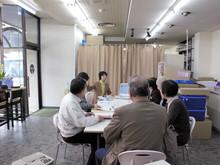 滋賀県高島市から視察に来られました_e0061225_1371142.jpg