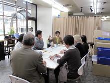 滋賀県高島市から視察に来られました_e0061225_1372584.jpg