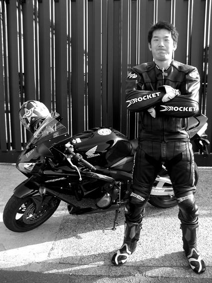 5COLORS 『なんでそのバイクに乗ってんの?』 #17_f0203027_00573.jpg