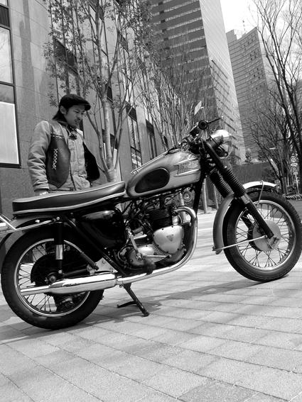 5COLORS 『なんでそのバイクに乗ってんの?』 #17_f0203027_2359107.jpg