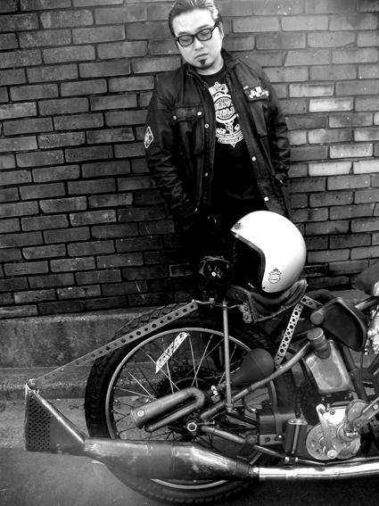 5COLORS 『なんでそのバイクに乗ってんの?』 #17_f0203027_23593858.jpg