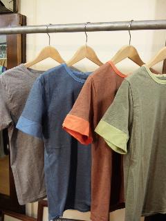 オーガニック杢Tシャツ & フルーツ染め♪_d0108933_1631560.jpg