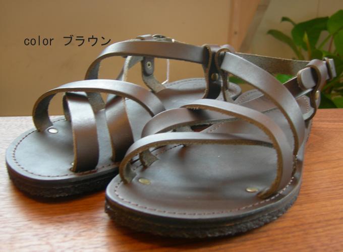 duck feet 牛革サンダル_a0130646_14324482.jpg