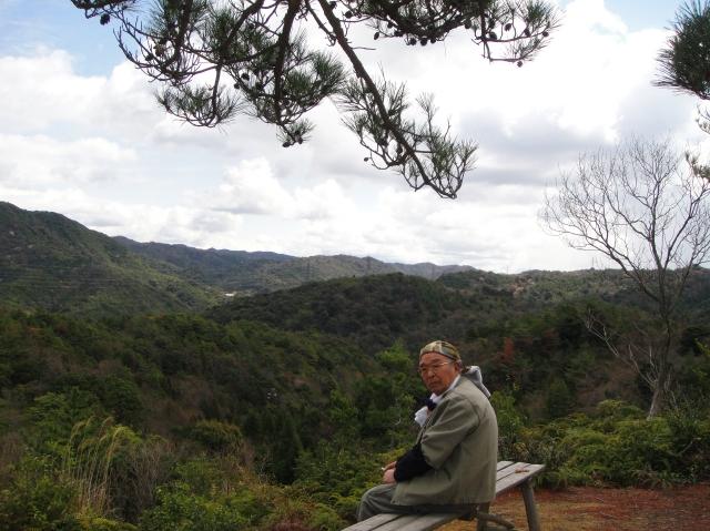 孝子の森の初春_c0108460_02002.jpg