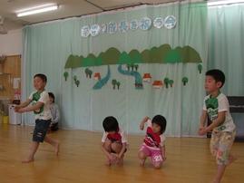 卒園と成長を祝う会_c0197584_1043525.jpg